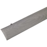 Amerimax GGGLK5 Hinged Gutter Guard, 5 in W X 3 ft L, For Use With Any Standard K Style Gutter per 75 EA