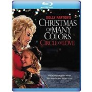 Dolly Parton's Christmas Of Many Colors: Circle Of Love (Blu-ray) by