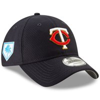 d6d3340a3ce29f Product Image Minnesota Twins New Era 2019 Spring Training 9TWENTY Adjustable  Hat - Navy - OSFA