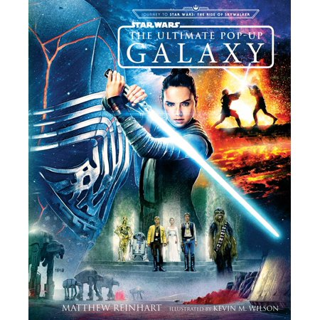 Star Wars: The Ultimate Pop-Up Galaxy (Star Wars Gifts for boys, girls &