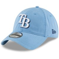 official photos 679c3 57571 Product Image Tampa Bay Rays New Era Core Classic Secondary 9TWENTY Adjustable  Hat - Light Blue - OSFA