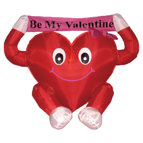 BZB Goods Valentine's Day Inflatable Sweet Heart Decoration
