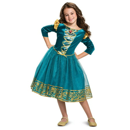 Halloween Merida Classic Toddler Costume](Cute Unique Toddler Halloween Costumes)