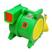 B-AIR Kodiak 1.5 HP ETL Inflatable Bounce House Blower For Large Bounce Houses and Inflatables Slides