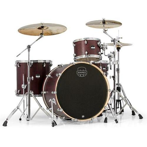 Mapex Mars 4-Piece Rock Shell Pack by Mapex