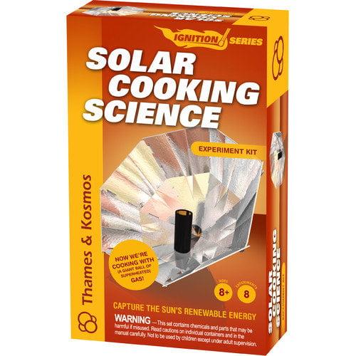 Thames & Kosmos 659226 Solar Cooking Science