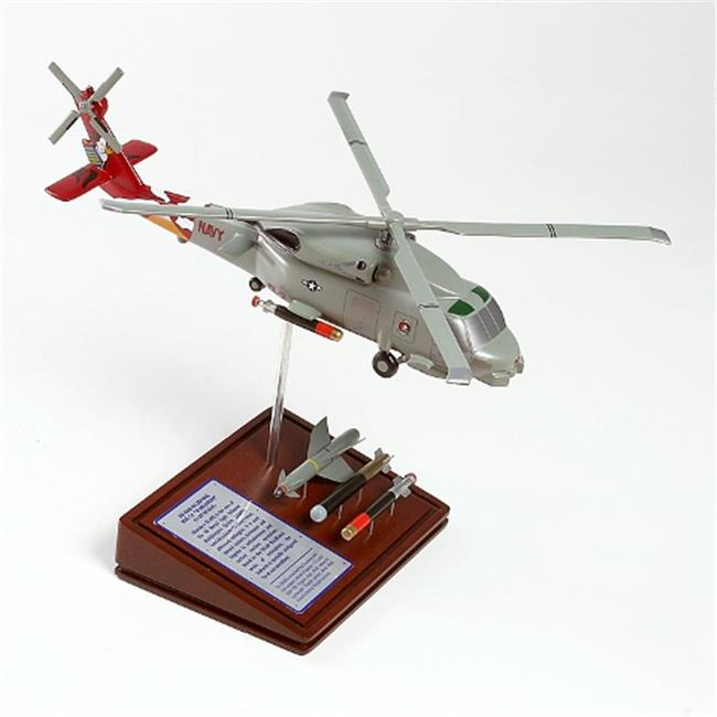 Mastercraft Collection Planes and Weapons Series Sikorsky UH-1D HUEY GUNSHIP Model Scale:1/40