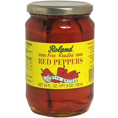 Roland Marinated Fire Roasted Red Pepper
