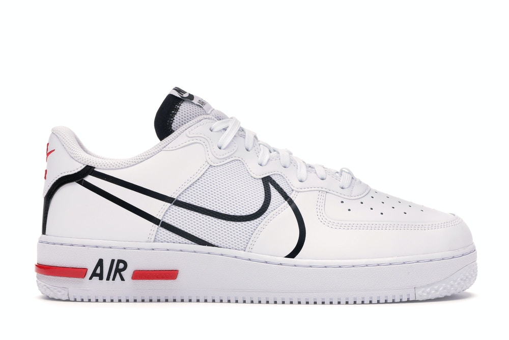 Nike - Nike Men's Air Force 1 React Basketball Shoe - Walmart.com