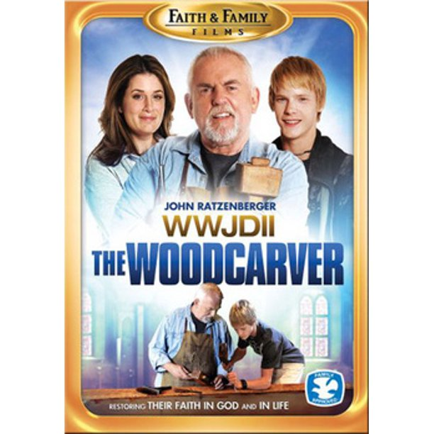 WWJD II: The Woodcarver (DVD)