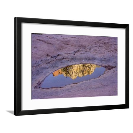 White Oak State Park Halloween (Slide Rock State Park, Oak Creek, Sedona, Arizona Framed Print Wall Art By Rob)