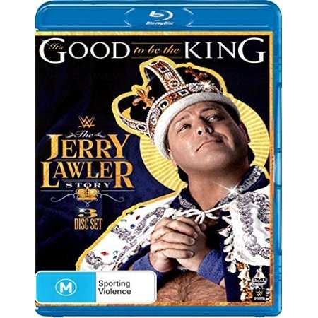 Wwe: Jerry Lawler - It's Good to Be the King