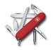 Victorinox Swiss Army Hiker Pocket Knife Red