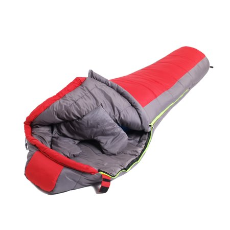 Windtour Winter Warm Cotton Sleeping Bag For Camping