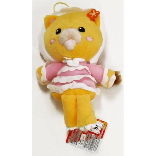 Banpresto Plush - Lion Baby Girl Pink Dress