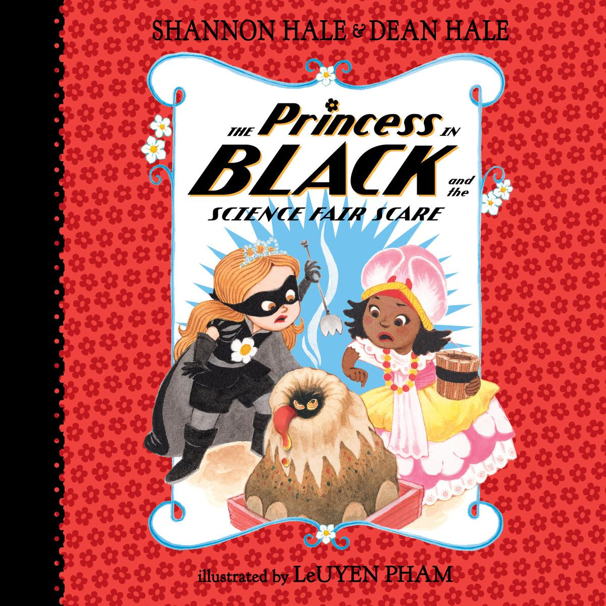 The Princess in Black and the Science Fair Scare - Audiobook