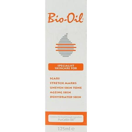 Bio Oil for Scars Stretch Marks Uneven Skin Tone 125 ml/ 4.2 fl.