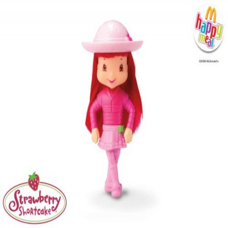 McDonalds Happy Meal 2007 Strawberry Shortcake 2 #5](Mcdonald's Halloween Happy Meal)