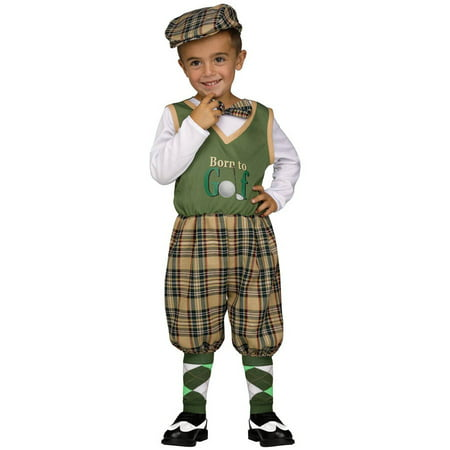 Golfer Toddler Halloween (Men's Golfer Costume)