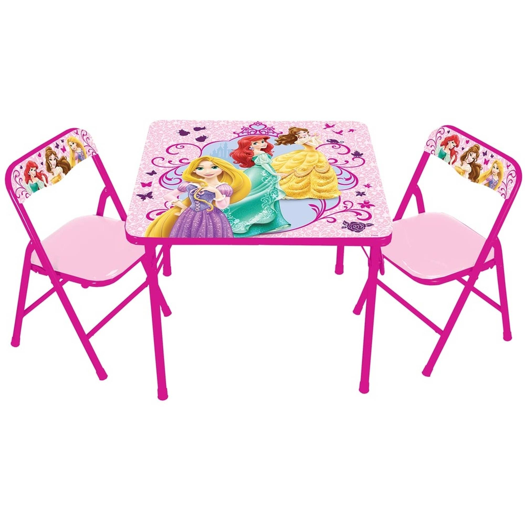 Disney Princess The True Princess Within Activity Table Set ...
