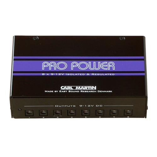 Carl Martin Pro Power Power Supply by Carl Martin