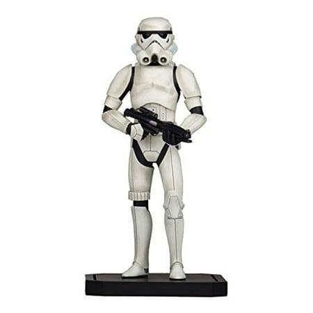 Gentle Giant Studios Star Wars Rebels: Storm Trooper Maquette Statue Collectible - Storm Trooper Armor