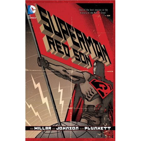 Superman: Red Son (New Edition) (Best Superman Graphic Novels)