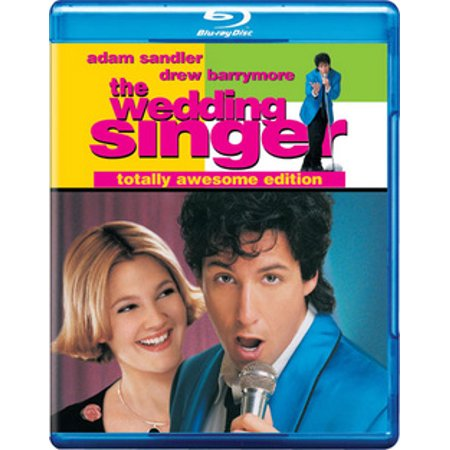 The Wedding Singer (Blu-ray) (The Wedding Singer Best Man Speech)