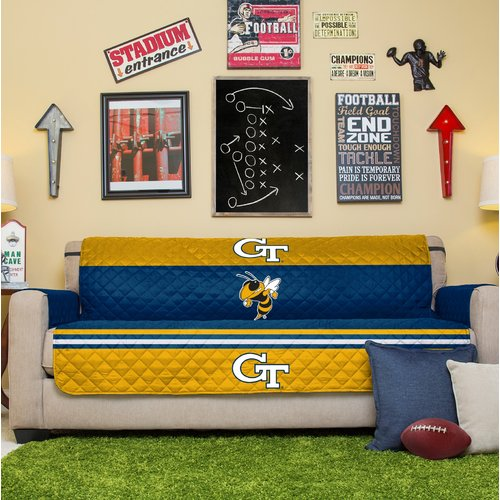NCAA LICENSED FURNITURE PROTECTOR
