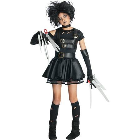 Morris Costumes Miss Scissorhands Tween Med, Style, RU886381TW