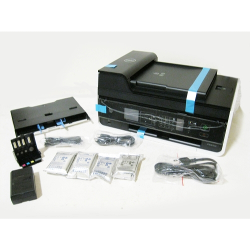 Dell 64GCD V525W Wireless All in One Inkjet Printer with Scanner/Copier/Fax