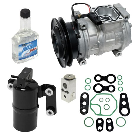 Plymouth Sundance A/c Compressor - New A/C Compressor and Component Kit 1051264 - Sundance