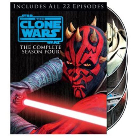 Star Wars: The Clone Wars - Season Four