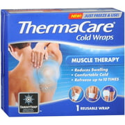 ThermaCare Reusable Cold Wraps Muscle Therapy 1 ea (Pack of 2)