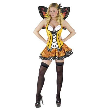 MorrisCostumes FW122164MD Spring Butterfly Medium 10-12 - Spring Costume