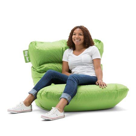 Brilliant Big Joe Roma Bean Bag Chair Spicy Lime Theyellowbook Wood Chair Design Ideas Theyellowbookinfo