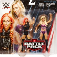 WWE Becky Lynch & Charlotte Flair 2-Pack