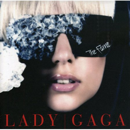 The Fame (CD) (Lady Gaga Roter Lippenstift)