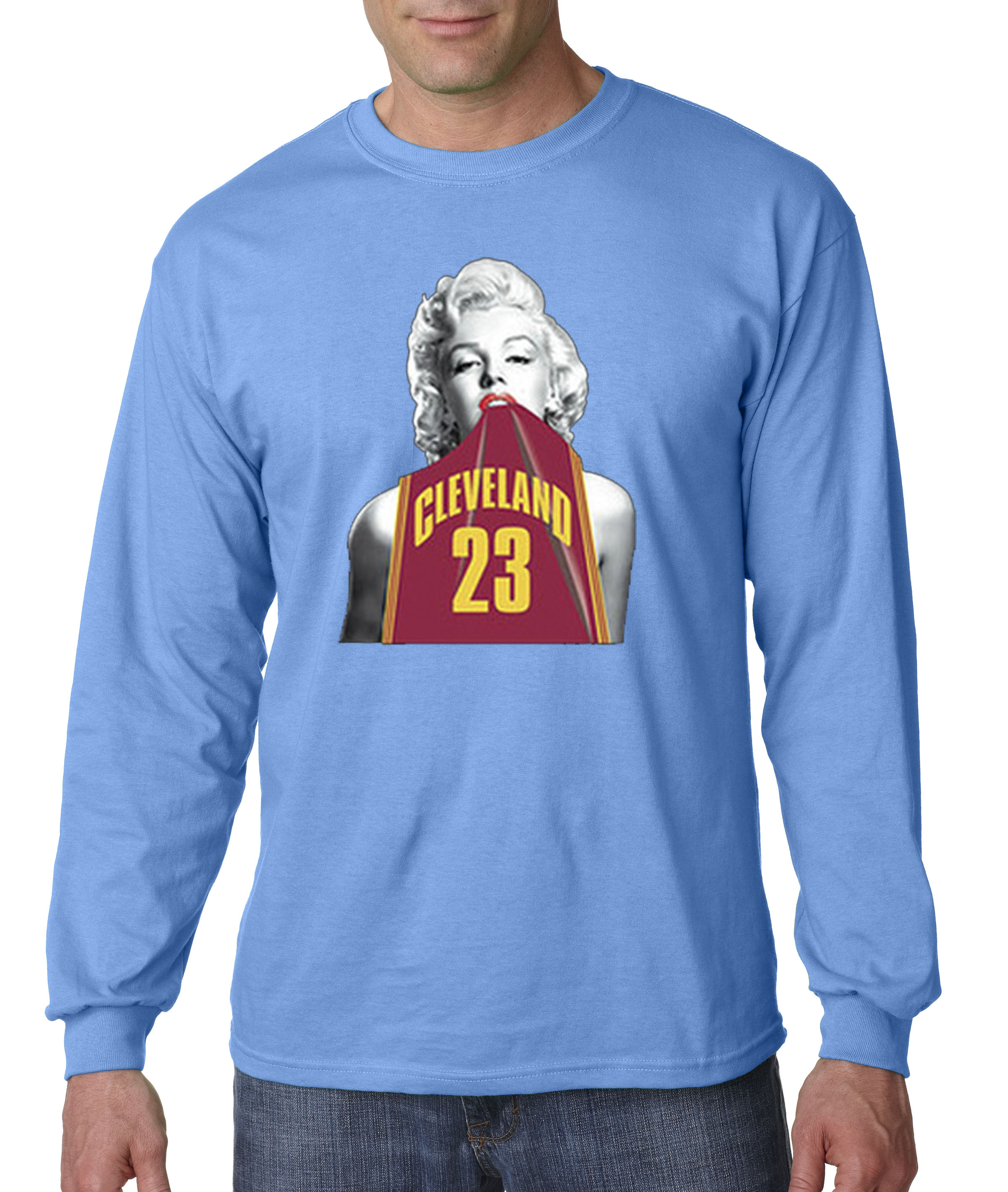 284b87c2 504 - Unisex Long-Sleeve T-Shirt Lebron James Basketball Series