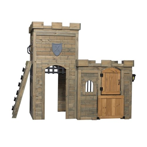 Backyard Discovery Windsor Castle 8.34' Playhouse