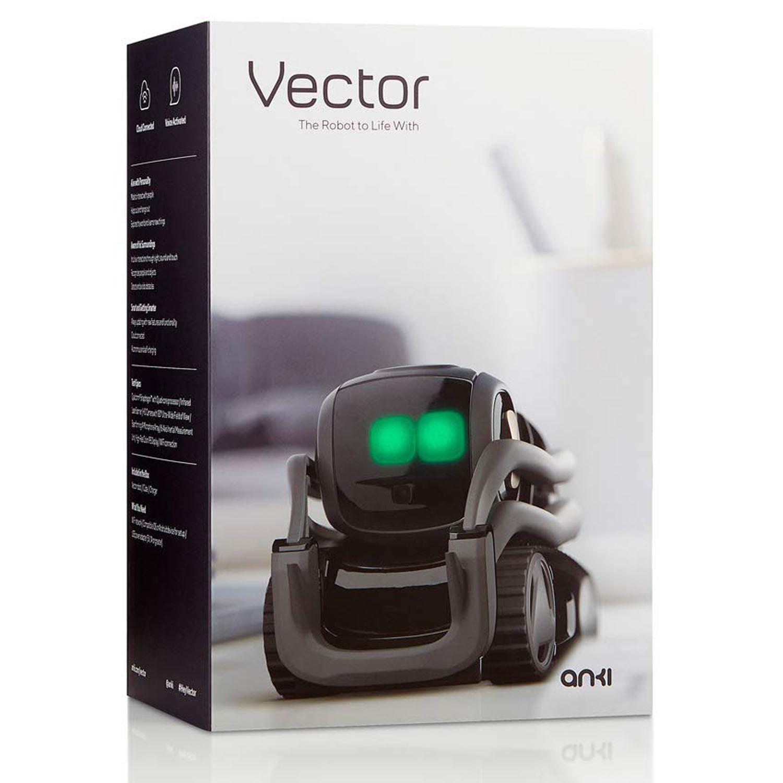 Anki Vector The Robot Sidekick, Black, 20 2075