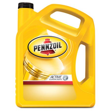 Pennzoil 5W-30 Conventional Motor Oil, 5 qt.