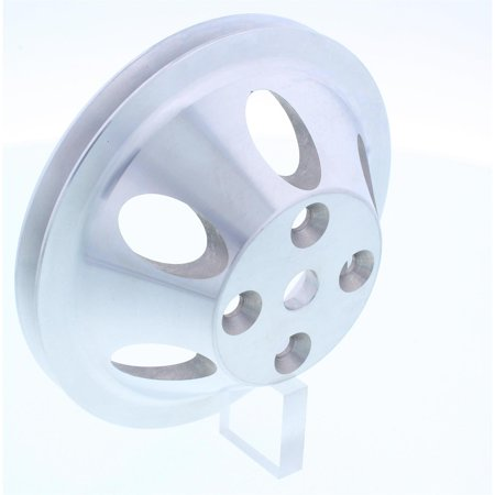 Bills Hot Rod Co. 2003 Small Block Water Pump Pulley, Long, 1 Groove ()