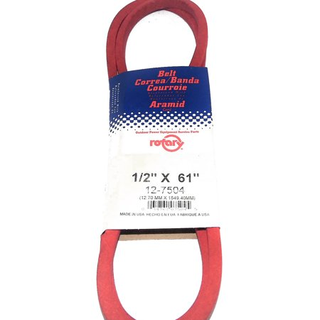 7504/4L610 Rotary Belt (1/2X61
