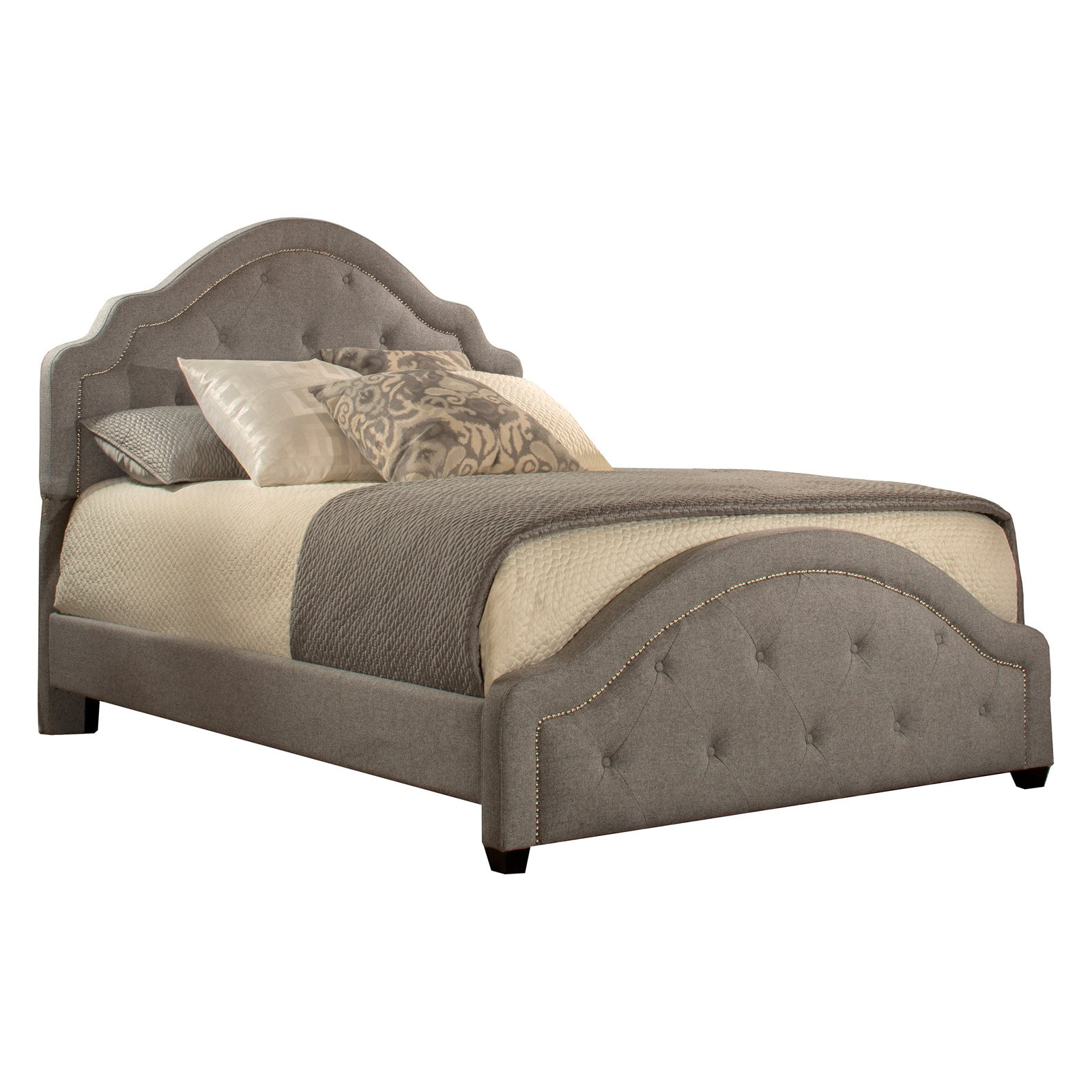 Hillsdale Furniture Belize Headboard and Bedframe, Mulitple Sizes and Colors
