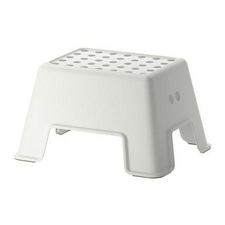 Ikea 602.651.63 Bolmen Slip Resistant Step Stool, 9 7/8-Inch