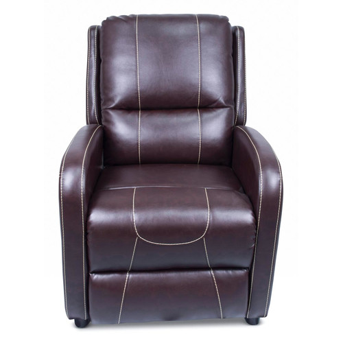 Pushback Recliner/2016 Cougar/Jaleco Chocolate/T700 Tan