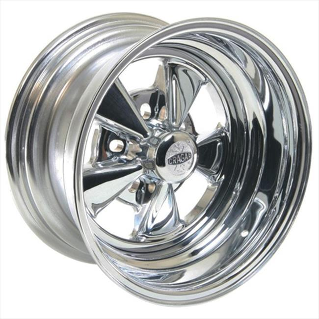 Cragar 61817 Super Sport Chrome Wheels 15 x 8 In.