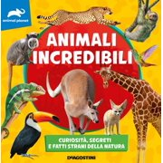 Animali incredibili - eBook