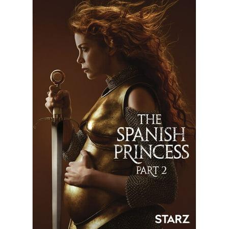 The Spanish Princess, Part 2 (DVD)